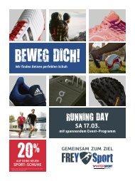 FREY Sport - Beweg Dich!