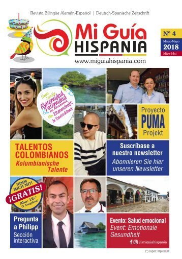 Magazin MGH Ed.4 / Partnerland: Colombia
