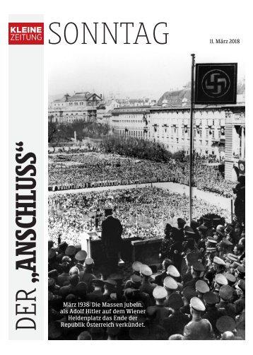 Der Anschluss 1938