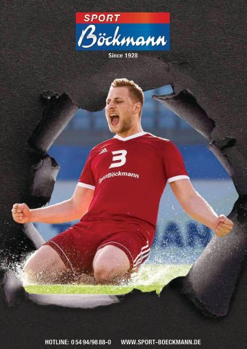 Sport Böckmann Katalog 2018/19