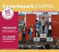 GewerbeparkJournal Ausgabe Sommer 2017