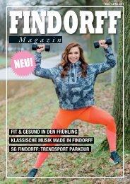 FINDORFF Magazin | März-April 2018