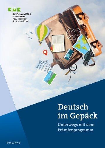 Deutsch im Gepäck
