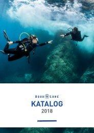 Aqua Lung Katalog 2018