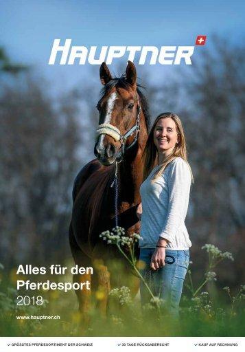 Pferd und Reiter 2018