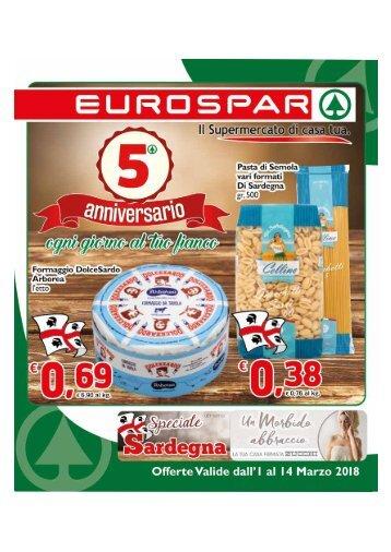 Eurospar S.Gavino 2018-03-01