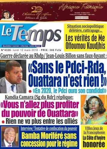 Page Pdf de Le Temps 4326
