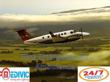 India Based Air Ambulance Services in Tirupati