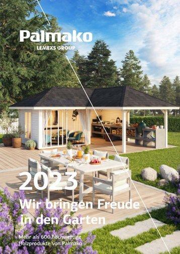 Palmako Gartenhäuser