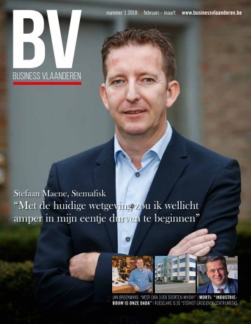 Business Vlaanderen 01 2018