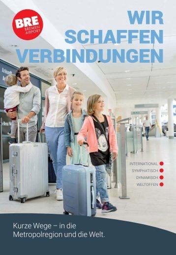 Airport Bremen - Wir schaffen Verbindungen