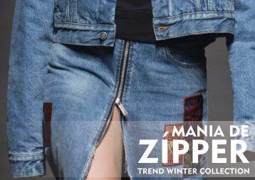 Mania de Zípper - winter collection