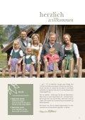 Sommerfolder 2018 Natur- und Wellnesshotel Höflehner****S - Seite 3