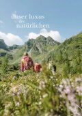Sommerfolder 2018 Natur- und Wellnesshotel Höflehner****S - Seite 4