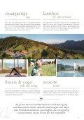Sommerfolder 2018 Natur- und Wellnesshotel Höflehner****S - Seite 5