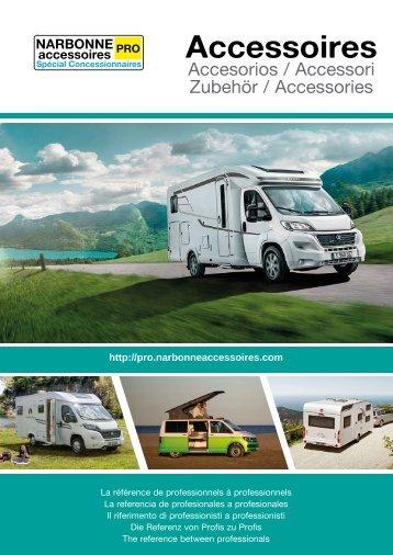 Catalogue Pro Narbonne Accessoires 2018