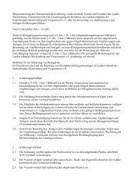 Schätzrichtlinie - Kreisverband der Gartenfreunde