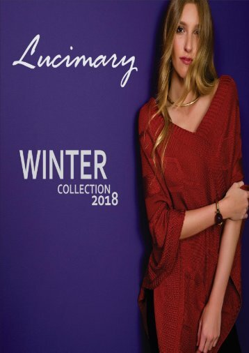 WINTER COLLECTION 2018