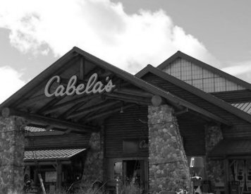 Cabela's 5.6 miles to the west of Post Fall's top dentist Woodland Family Dental