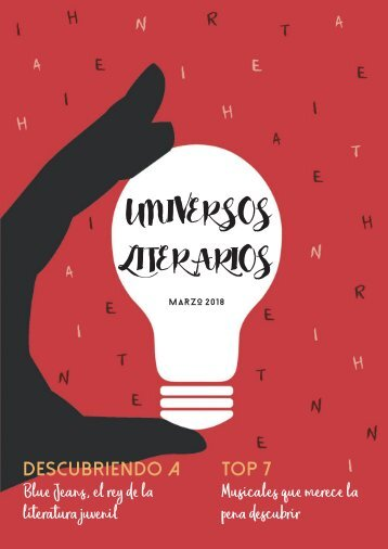 Universos Literarios Marzo 2018