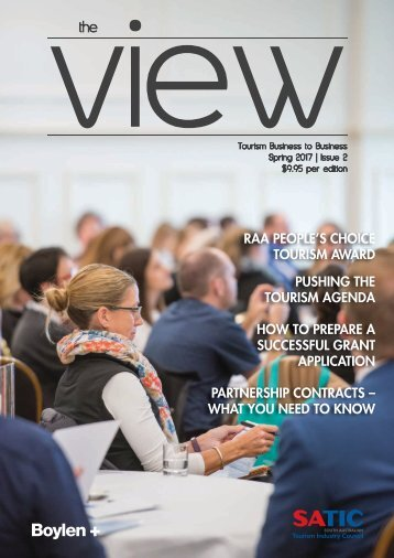 The View - September 2017_SATIC_Web