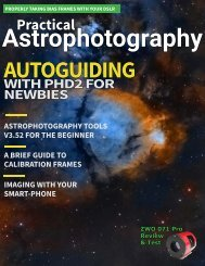 Practical Astrophotography Volume 1 Issue 2