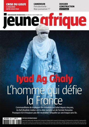 2018-03-11 Jeune Afrique