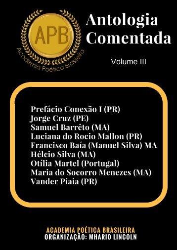 Academia Poética BrasileiraOrganização_ Mhario Lincoln