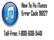 1-800-608-5461 How To Fix iTunes Error Code 9812?  Simple Tips