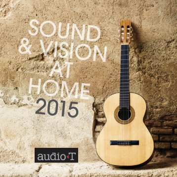 Sound & Vision at Home 2015