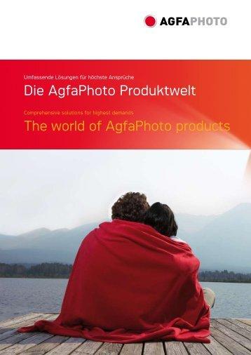 Gesamtprospekt alle AgfaPhoto Produktgruppen - CCM GmbH ...