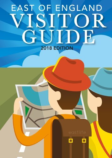 East of England Visitor Guide 2018