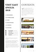 East of England Visitor Guide 2018 - Page 3