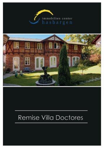 Exposé Remise Villa Drs gross
