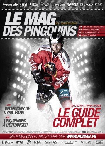 Le Mag des Pingouins #2