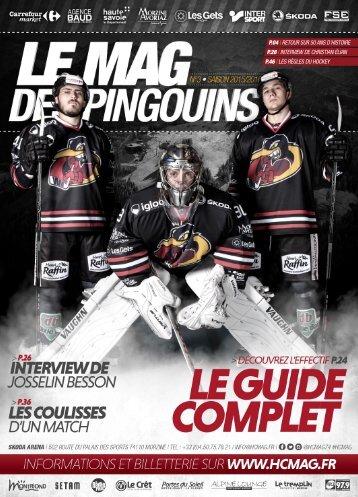 Le Mag des Pingouins #3