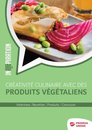 Créativité culinaire avec des produits végétaliens