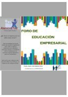 Foro de esducacion empresarial - Page 7