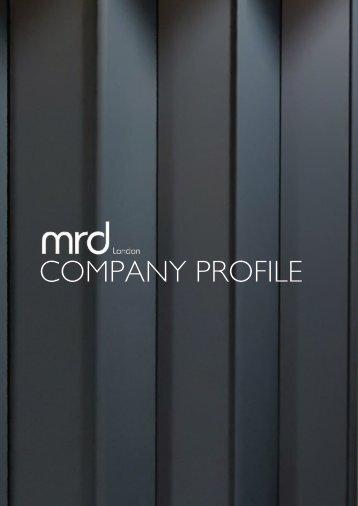 MRD Company Profile 2018