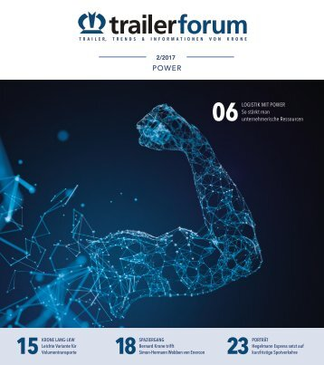 KRONE trailerforum 2017-02 (DE)