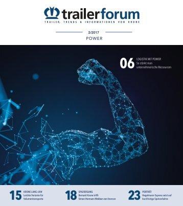 KRONE trailerforum 2017-02 (DE)