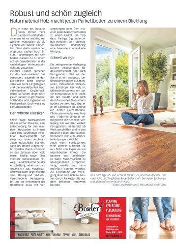 Faszination Eigenheim Kempten
