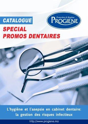 Cata Promos Dentaires 2018