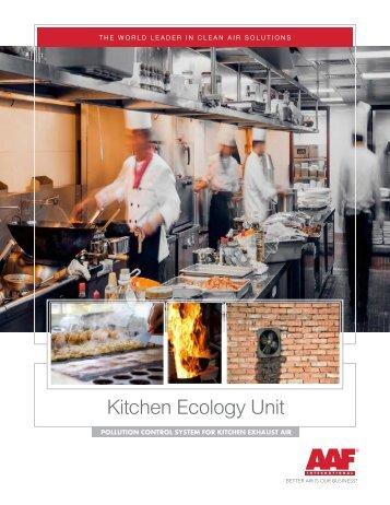 AAF -  Kitchen Ecology Unit Catalog