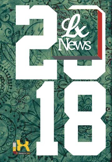 LX-News - Newsletter Espaço LX-E6G