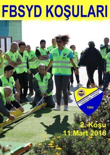 FBSYD KOŞULARI BÜLTEN-2