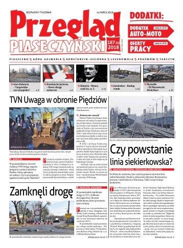 Przegląd Piaseczyński, wydanie 187