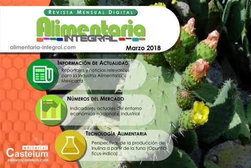 ALIMENTARIA INTEGRAL MARZO 2018