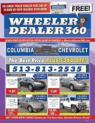 Wheeler Dealer 360 Issue 11, 2018