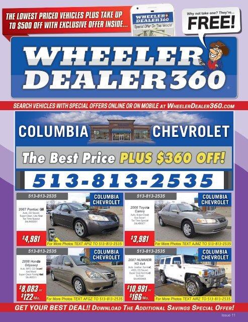 Wheeler Dealer 360 Issue 11, 2018